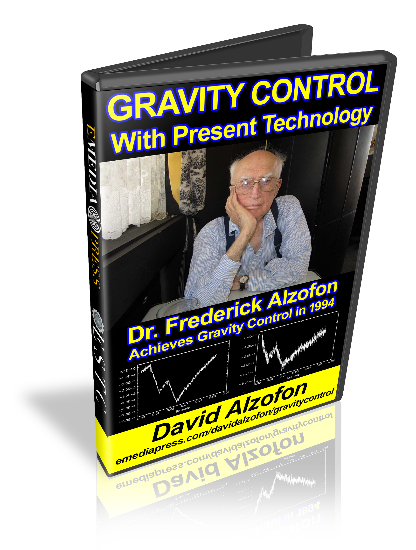Gravity Control with Present Technology by David Alzofon